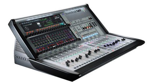 Soundcraft Vi1 32 Channel Mixing Console