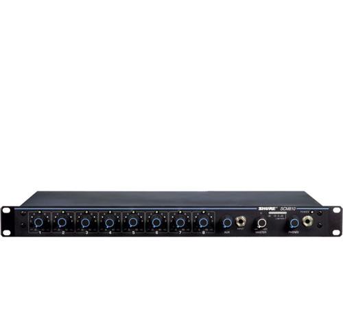 Shure SCM810 8-Channel Automatic Mixer