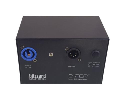 Blizzard 2-Fer 5Pin DMX Signal Splitter