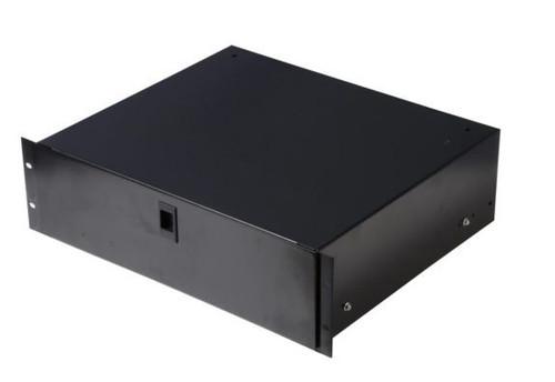 Gator Rackworks GRW-DRWDF2 Lockable Rack Drawer with Foam Interior