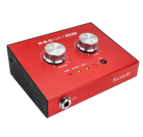 Focusrite Pro RedNet AM2 Compact Stereo Headphone Amp