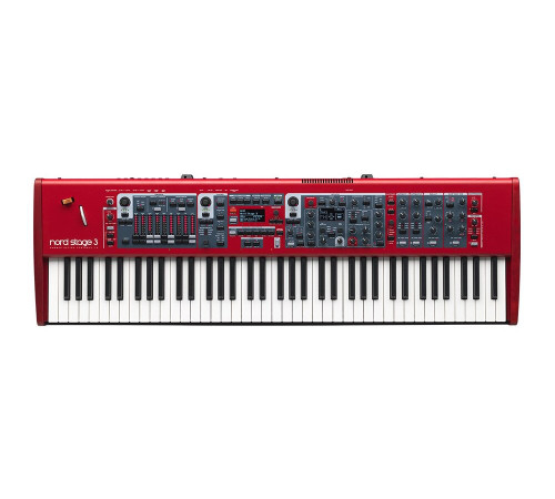 Nord Stage 3 HP76 76-Key Stage Piano
