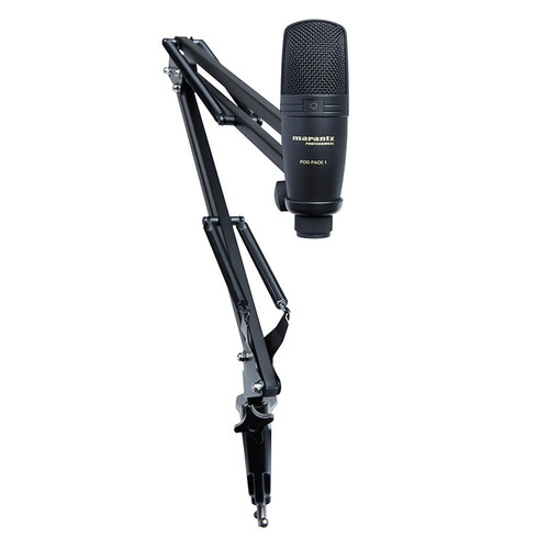 Marantz Pod Pack 1 USB Microphone