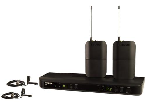 Shure BLX188/CVL Wireless Dual Presenter System