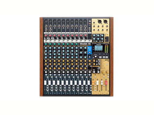 Tascam Model 16 All-In-One Mixer