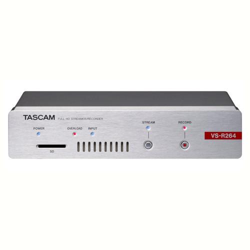 Tascam VS-R264 Full HD Streamer / Recorder
