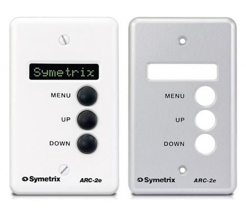 Symetrix ARC-2e Menu-Driven Remote Control for Symetrix DSPs