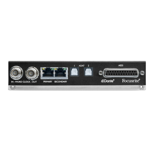 Focusrite Pro ISA ADN8 8-Channel A-D Card Converter