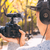 Audio-Technica ATW-1701/L System 10 Camera-Mount Wireless Lavalier System in use