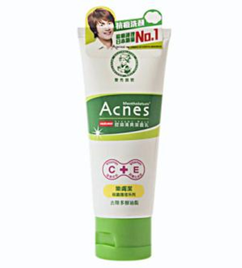 Mentholatum Acnes Medicated Creamy Wash (50g)