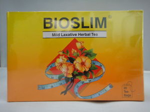 BioSlim - Mild Laxative Herbal Tea (30 Bags)