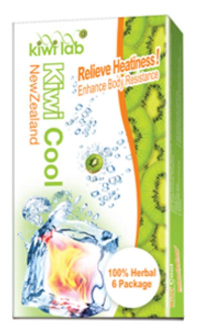 Kiwi Cool - 100% Herbal (6 packs)