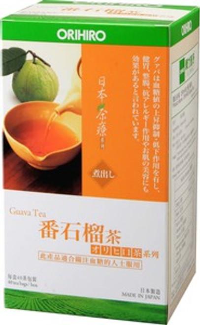 ORIHIRO Guava Tea (40 Bags)