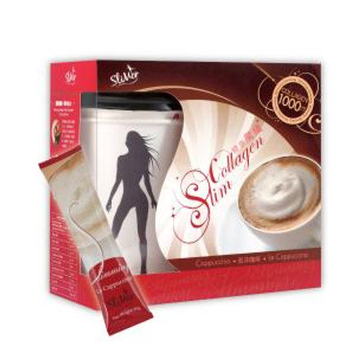 SliMor Slimming Collagen Le Cappuccino (7 packs)