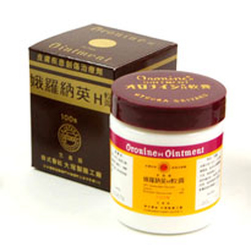 Otsuka Oronine H Ointment (100g)