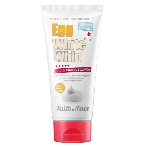 Faith in Face - Egg White Whip Cleansing Foam (150ml)