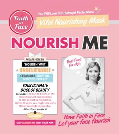 Faith in Face - Nourish Me (3 pieces)