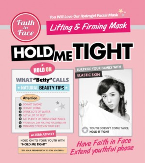 Faith in Face - Hold Me Tight (3 pieces)