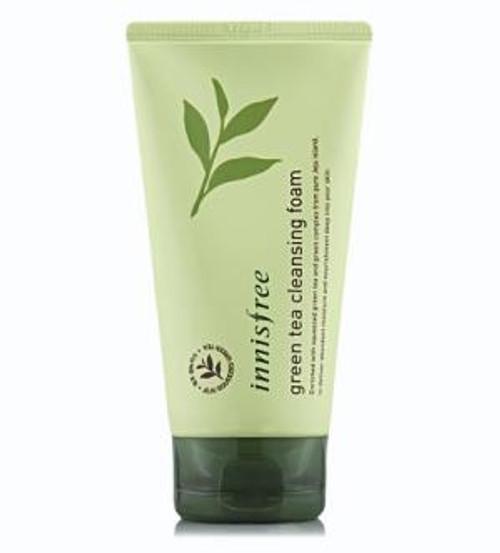 Innisfree Green Tea Pure Cleansing Foam (150ml)