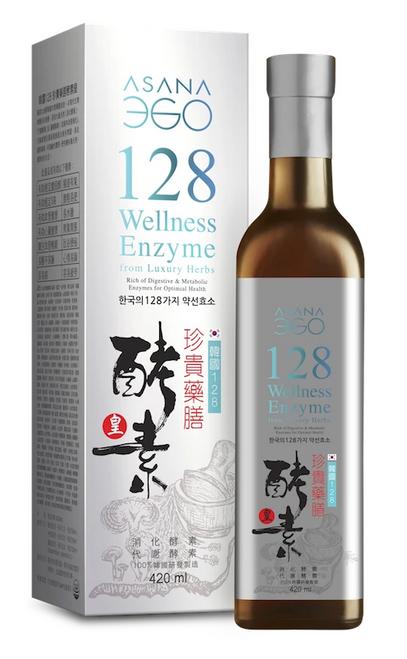 ASANA 128 precious medicinal herbs 420ml