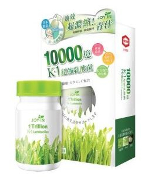 JOY-IN - K-1 Probiotics a box of 30 capsules