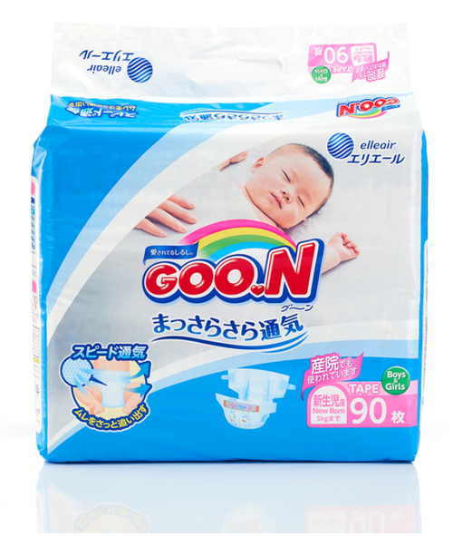 Goo.N Diaper Newborn 90pcs