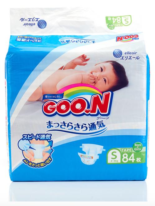 Goo.N Diaper S 84pcs