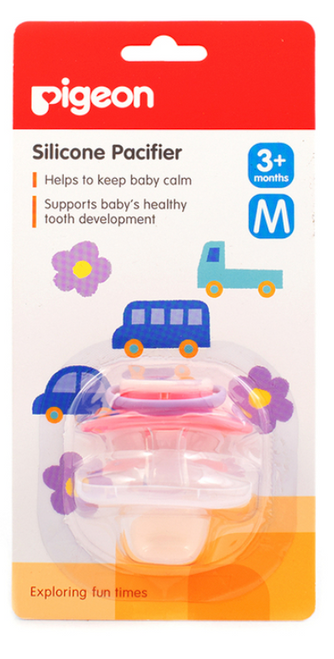 Pigeon Silicone Pacifier N743