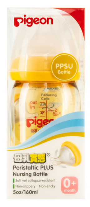 Pigeon PPSU Per. Plus Bottle 160mL