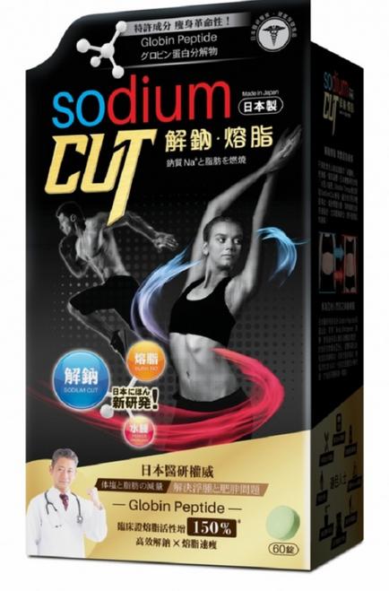 SodiumCUT 60pcs