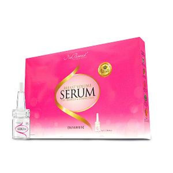 NuBreast+ Breast Volume Serum (1.5-month dosages - 5 pieces)