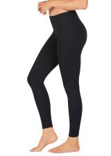 Movement Dual Pocket Full Length Tight - Black