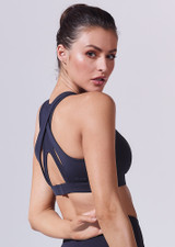 Abi Luxe High Support Crop