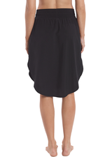 On The Move Skirt - Black