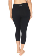 Endurance Dual Pocket 7/8 Tight - Black