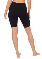 Endurance Dual Pocket Knee Length Tight - Black