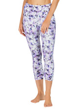 Blossoming Purple Dual Pocket 7/8 Tight