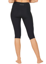 Abi Dual Pocket 3/4 Tight - Black