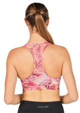 Run Swim High Support Crop