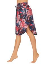 On The Move Skirt - Sea Bloom