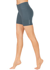 Endurance Dual Pocket Mid-Thigh Tight - Deep Sea