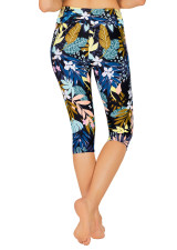 Deep Tropics Dual Pocket ¾ Tight