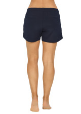 Momentum High Performance Short with Internal Short Tight - Dark Sapphire