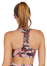 Run Swim Racerback Crop - Nineteen Sixty