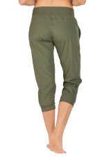 Frankie 3/4 Jogger-Cactus-Green