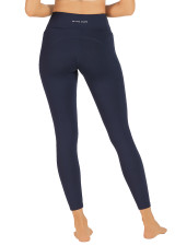 Carrera Dual Pocket Full Length Tight Deep Navy