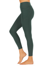 Carrera Dual Pocket Full Length Tight-Jasper