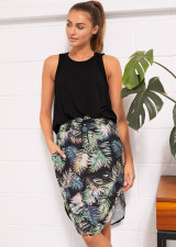 On The Move Skirt-Lush-Exotics