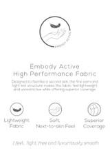 Endurance Dual Pocket Knee Length Tight-Imprint