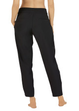 Weekender Full Length Pant-Black